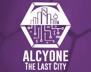 Alcyone on Kickstarter